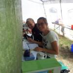 Unsere Lagerleitung besteht aus Theresa und Sarah