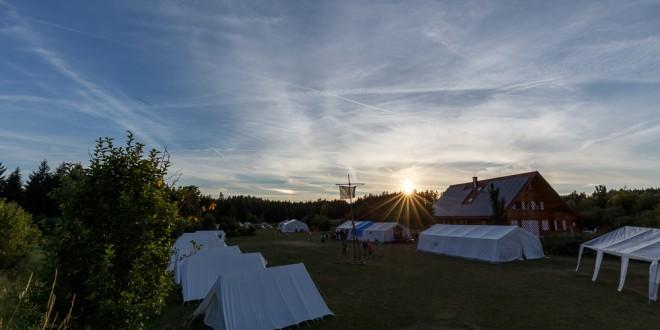 Zeltlager Tag 5 – Langschläfertag